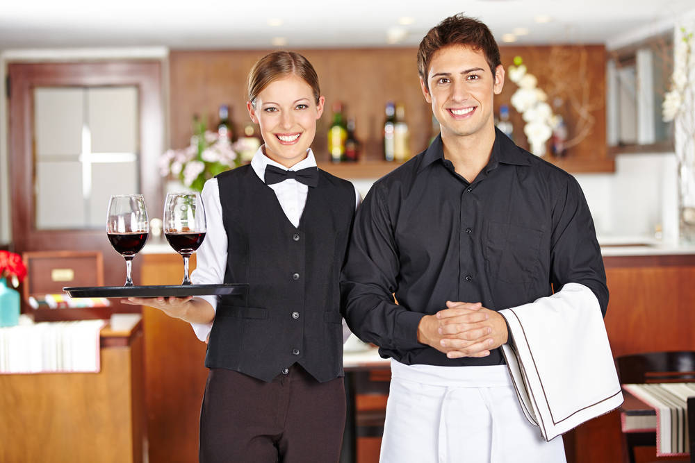 Los mejores uniformes para hostelería