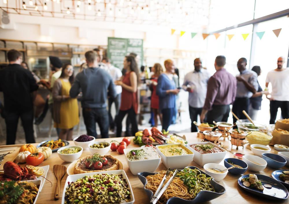 Motivos para contratar un catering