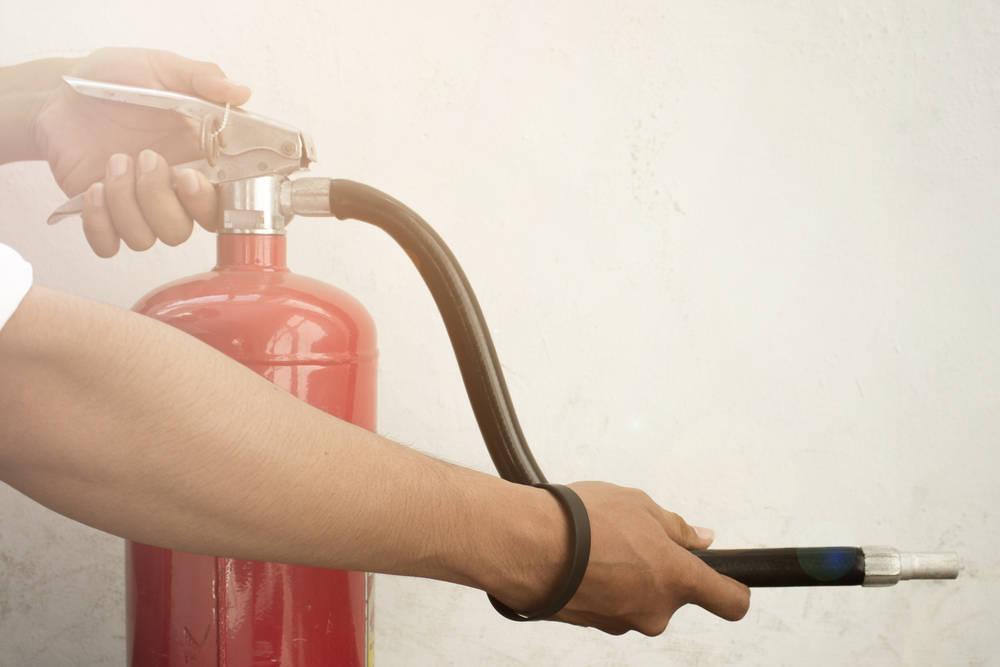 Los extintores se reinventan