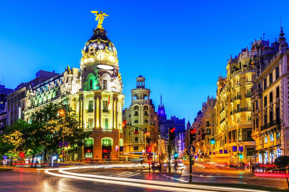 Madrid, una ciudad llena de servicios