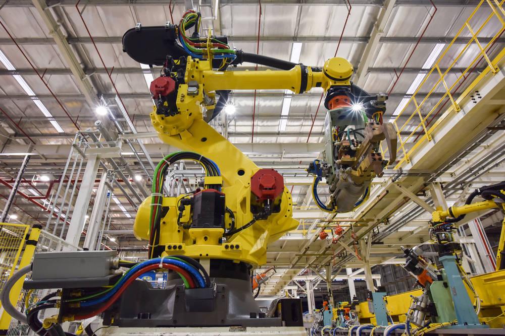 La cuarta revolución industrial está cada vez más cerca