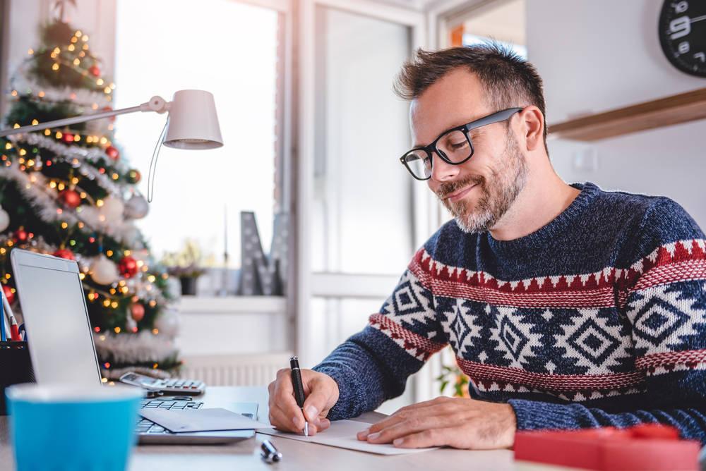 Cómo decorar tu oficina en navidad