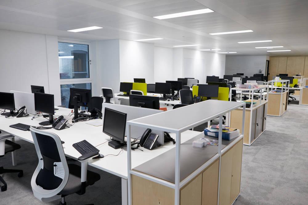 ¿Cómo escoger un buen mobiliario para la oficina?
