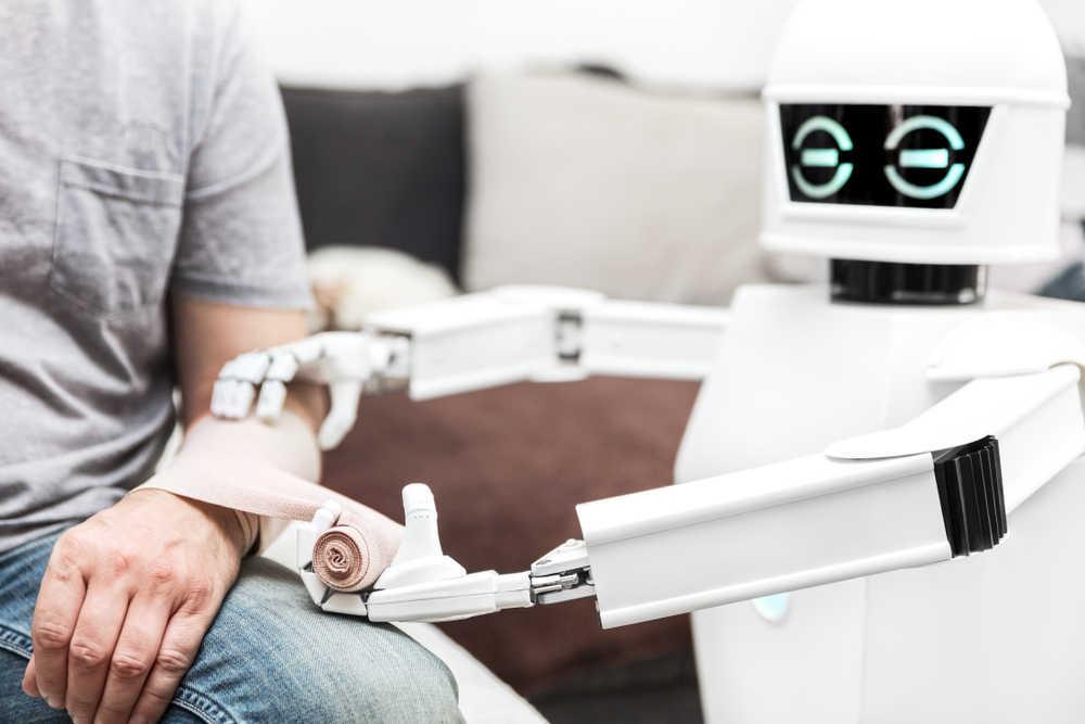 Los robots como los cirujanos del futuro