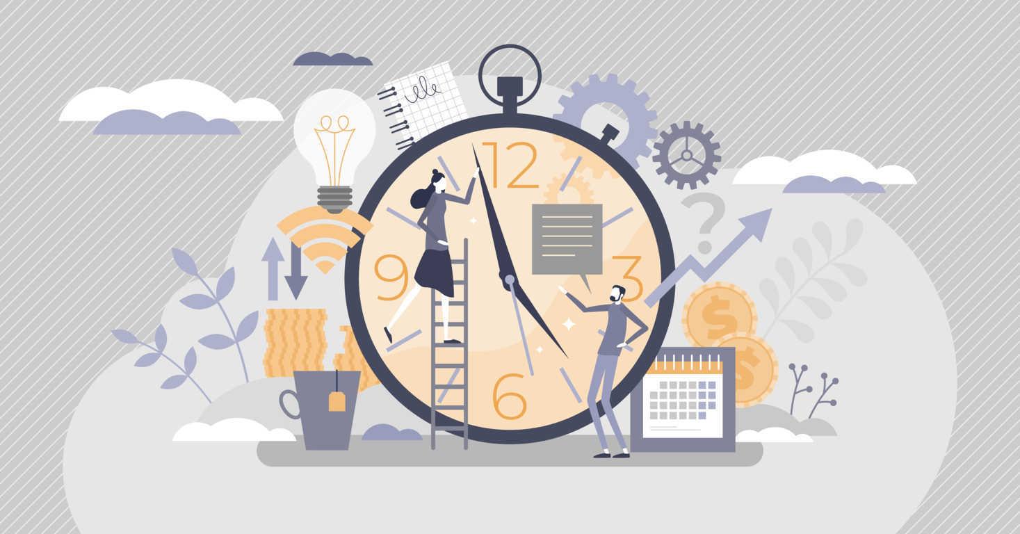 Las empresas de nuestro país totalmente adaptadas al nuevo registro jornada laboral